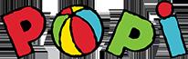 Logo du magazine Popi