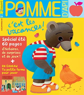 popi le magazine pour enfants de 1 3 ans. Black Bedroom Furniture Sets. Home Design Ideas
