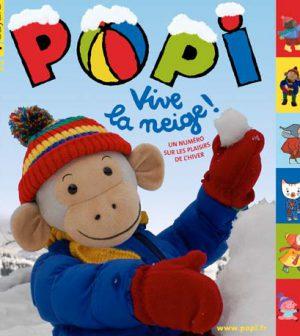 couverture Popi n°294, février 2011