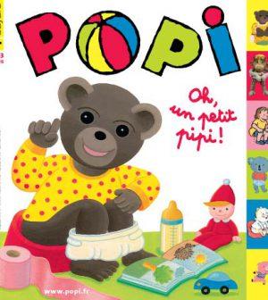 couverture Popi n°297, mai 2011