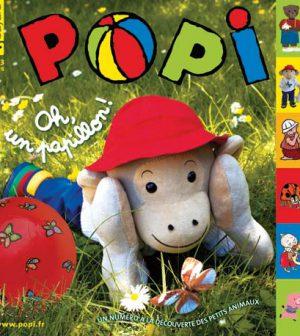 couverture Popi n°298, juin 2011
