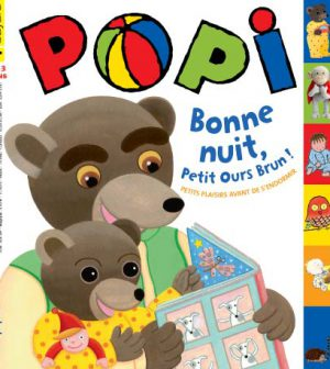 couverture Popi n°303, novembre 2011