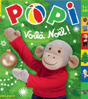 couverture Popi n°304, décembre 2011