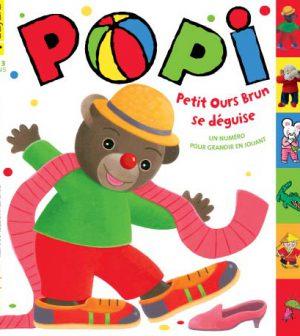 couverture Popi n°306, février 2012