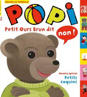 couverture Popi n°314, octobre 2012