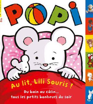 couverture Popi n°315, novembre 2012