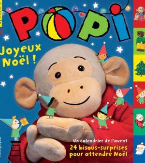 couverture Popi n°316, décembre 2012