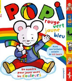 couverture Popi n°317, janvier 2013