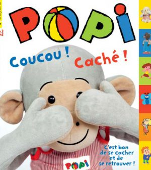 couverture Popi n°321, mai 2013