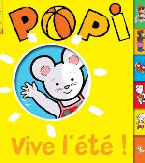 couverture Popi n°324, août 2013