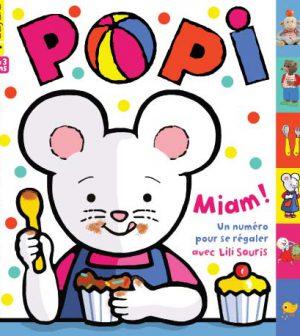 couverture Popi n°326, octobre 2013