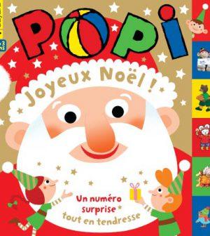 couverture Popi n°328, décembre 2013