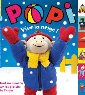 couverture Popi n°330, février 2014
