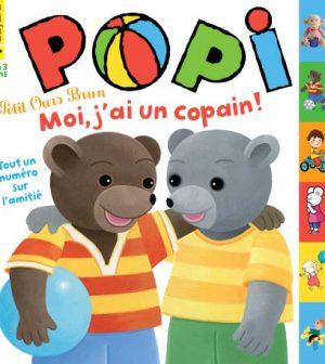 couverture Popi n°333, mai 2014