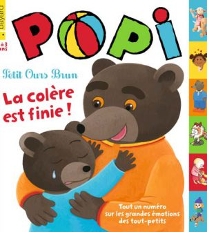 couverture Popi n°339, novembre 2014