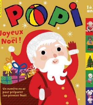 couverture Popi n°340, décembre 2014