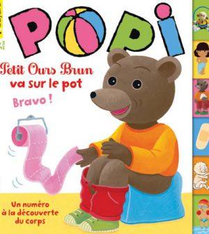 couverture Popi n°345, mai 2015