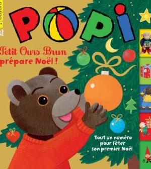 couverture Popi n°352, décembre 2015