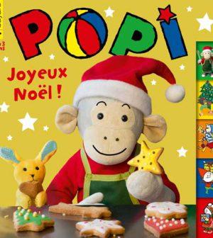 couverture Popi n°364, décembre 2016