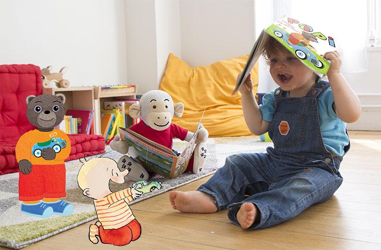 Popi, le magazine qui fait parler les bébés !