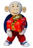 Popi décembre 2017, mascotte Popi