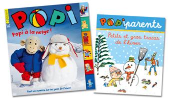 Popi n°378, février 2018.