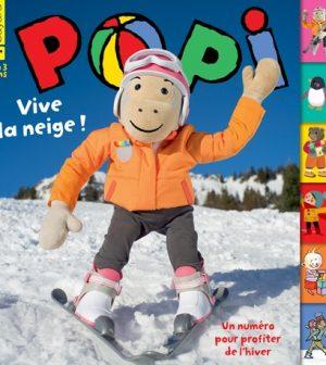 Couverture Popi n°390, février 2019