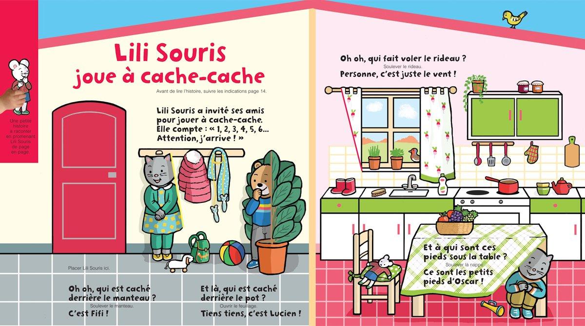 Imprimez la Lili Souris du mois d'octobre 2019 - Popi, n°398 - Illustration : Anett Hardy