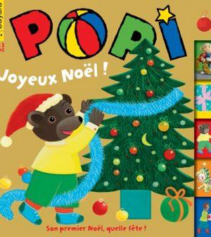 Couverture du magazine Popi n°400, décembre 2019