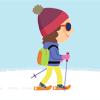 Popi février 2020, le Petit Monde de la montagne en hiver