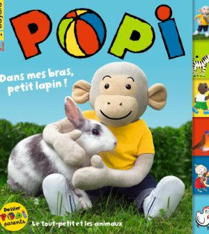 Couverture du magazine Popi n°405, mai 2020