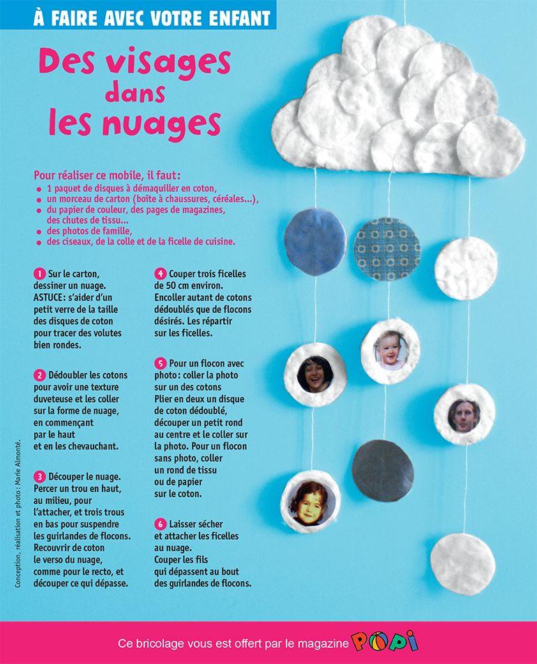 Conception, réalisation et photo : Marie Almonté. Supplément pour les parents du magazine Popi, novembre 2015
