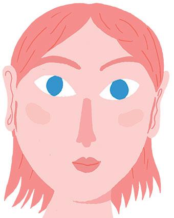 """""""Comment faire oublier le masque ?"""", supplément pour les parents du magazine Popi n°414, février 2021. Illustrations : Sandrine Martin."""